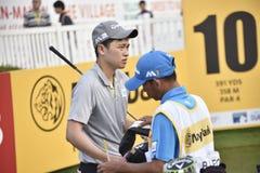 Ben Leong, championnat 2017 de Maybank Image libre de droits