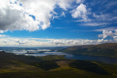 Ben Lomond Stock Photo