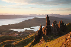 Ben Lomond Stockfotos