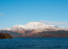 Ben Lomond Stock Images