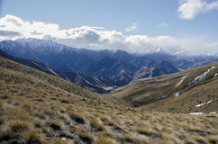 Free Ben Lomond Trail Saddle Above Queenstown Royalty Free Stock Photography - 51988837