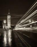 Ben London grande monocromático imagem de stock royalty free