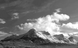 Ben Loyal mountain Stock Image