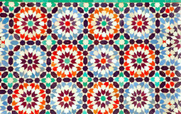 ben madrasa Marakeszu Youssef Morocco Zdjęcia Stock