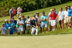 Ben Martin at the Memorial Tournament Royalty Free Stock Images