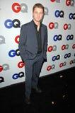 Ben McKenzie aux hommes de la GQ de la réception d'an, château Marmont, Los Angeles, CA 11-18-09 Images libres de droits