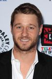 Ben McKenzie at the opening of  Stock Image