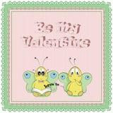 Ben Mijn Valentijnskaart Royalty-vrije Stock Afbeelding