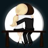 Ben mijn Valentine! Royalty-vrije Stock Afbeelding