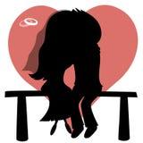 Ben mijn Valentine! Stock Afbeeldingen