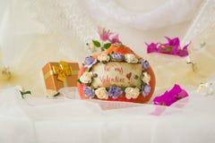 Ben mijn Valentine! Stock Fotografie