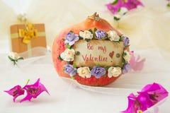 Ben mijn Valentine! Royalty-vrije Stock Foto's