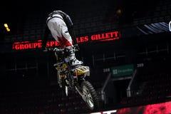 Ben milot freier Art Motocross Lizenzfreie Stockbilder