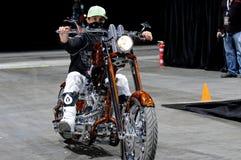 Ben milot freier Art Motocross Stockfoto