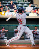 Ben Moore,  Greenville Drive Royalty Free Stock Images