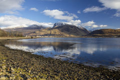 Ben Nevis Σκωτία Στοκ Φωτογραφία
