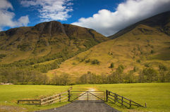 Ben Nevis Stock Photo