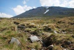 Ben Nevis góra w Szkocja zdjęcie royalty free