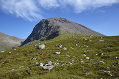 Ben Nevis Royalty Free Stock Photos
