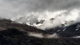 Ben Nevis, Scotland royalty free stock images