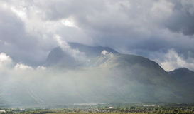 Ben Nevis Royalty Free Stock Photo