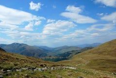 Ben Nevis Hiking Trail Image libre de droits