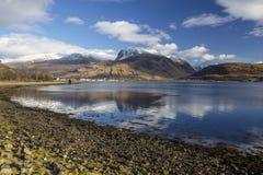 Ben Nevis Scotland Stockfotografie