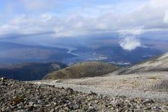 Ben Nevis, Scotland Royalty Free Stock Photos