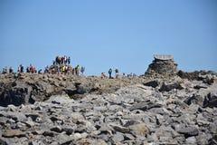 Ben Nevis summit Stock Image