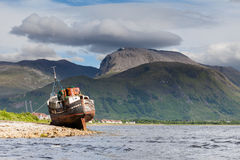 Ben Nevis Royalty Free Stock Images