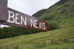 Ben Nieves fotografie stock libere da diritti