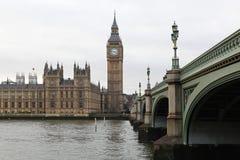 Ben Parliament grande fotografía de archivo