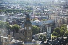 Ben Parliament Monument History Concept grande Foto de Stock Royalty Free