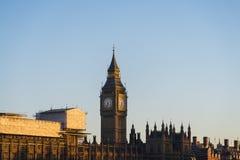 Ben Parliament Monument History Concept grande Imagens de Stock