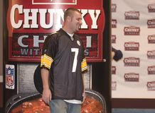 Ben Roethlisberger Royalty Free Stock Image