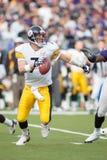 Ben Roethlisberger Pittsburgh Steelers royalty-vrije stock foto