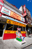 Ben's Chili Bowl in Washington D.C. Royalty Free Stock Images