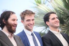 Ben Safdie,  Robert Pattinson,  Buddy Duress Royalty Free Stock Image