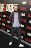 Ben Sinclair. Actor Isiah Ben Sinclair arrives on the red carpet for the New York premiere of HBO`s multi-part drama, `The Deuce.`  The dramatic series follows Stock Photography