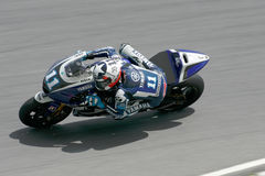 Ben Spies in action at Sepang, Malaysia Royalty Free Stock Photo