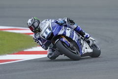 Ben spies, yamaha, 2011, Royalty Free Stock Images