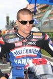 Ben spioniert Sbk Nurburgring 2009 aus Stockbild