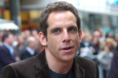 Ben Stiller Stock Photo