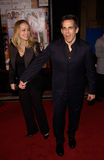 Ben Stiller,Christine Taylor Stock Photos