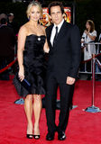 Ben Stiller and Christine Taylor Royalty Free Stock Photo