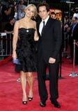 Ben Stiller and Christine Taylor Royalty Free Stock Image