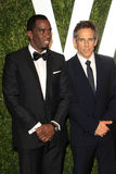 Ben Stiller, Sean Combs, Vanity Fair Stock Photo
