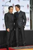 Ben Stiller & Tom Cruise Royalty Free Stock Photography