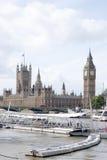 ben stor huslondon parlament Royaltyfri Foto