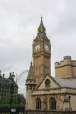 ben stor husparlament Arkivfoto